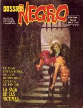 Dossier Negro -80- La saga de las víctimas