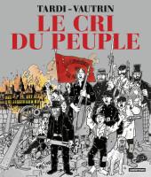 Le cri du peuple - Tome INTb2021