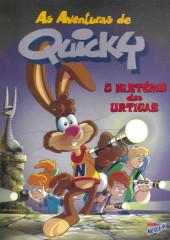 Quicky (en portugais) -1- O mistério das urtigas