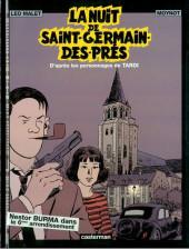 Nestor Burma -5- La nuit de Saint-Germain-Des-Prés