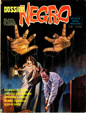Dossier Negro -84- Las manos del destino