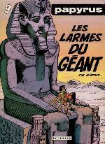 Papyrus -9- Les larmes du géant