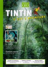 Tintin - Divers -Géo07- Tintin - c'est l'aventure - n° 7