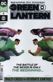 Green Lantern - Season Two (The) (DC Comics - 2019) -10- Multi-crisis on Intimate Earths!