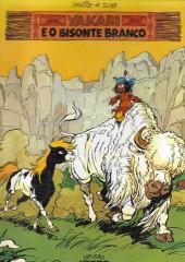 Yakari (en portugais) -2- Yakari e o bisonte branco