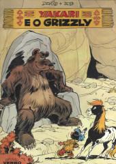 Yakari (en portugais) -5- Yakari e o grizzly