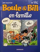 Boule et Bill -02- (Édition actuelle) -HS03e- En famille