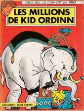Chick Bill (collection Jeune Europe) -641- Les Les millions de Kid Ordinn