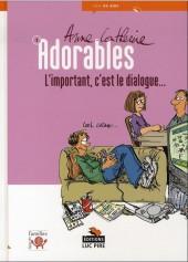 Adorables -1- L'important, c'est le dialogue