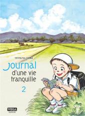 Journal d'une vie tranquille -2- Tome 2