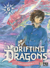 Drifting Dragons -6- Tome 6