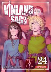 Vinland Saga -24- Tome 24