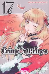 Crimson Prince -17- Tome 17
