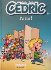 Cédric -20IND2011- J'ai fini !