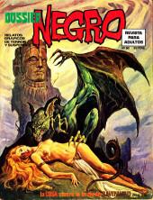 Dossier Negro -90- La Cosa contra La bruja de Ravenwind