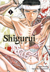 Shigurui (Édition grand format) -1- Volume 1
