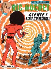 Ric Hochet -22c1993- Alerte! extra-terrestres!