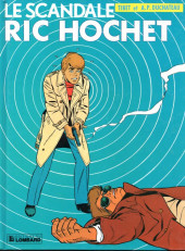 Ric Hochet -33a1991- Le scandale Ric Hochet