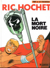 Ric Hochet -35b1991- La mort noire