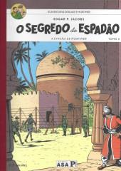 Blake e Mortimer (en portugais) (Público - Edições ASA) -2- O segredo do Espadão - Tomo II: A evasão de Mortimer