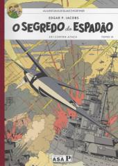 Blake e Mortimer (en portugais) (Público - Edições ASA) -3- O segredo do Espadão - Tomo III: SX1 contra-ataca