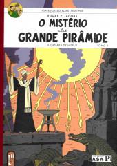 Blake e Mortimer (en portugais) (Público - Edições ASA) -5- O mistério da Grande Pirâmide - Tomo II: A câmara de Hórus