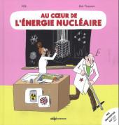 Ma recherche au CEA -1- Au cœur de l'énergie nucléaire