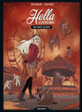 Hella & les Hellboyz -1- Tout Droit en enfer