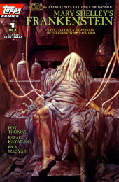 Mary Shelley's Frankenstein (Topps comics - 1994) -1- Issue # 1