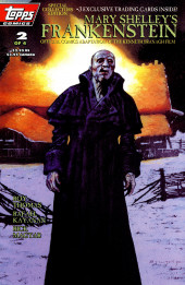 Mary Shelley's Frankenstein (Topps comics - 1994) -2- Issue # 2