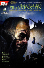 Mary Shelley's Frankenstein (Topps comics - 1994) -3- Issue # 3