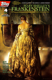 Mary Shelley's Frankenstein (Topps comics - 1994) -4- Issue # 4