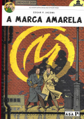 Blake e Mortimer (en portugais) (Público - Edições ASA) -6- A marca amarela