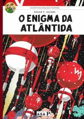 Blake e Mortimer (en portugais) (Público - Edições ASA) -7- O enigma da Atlântida