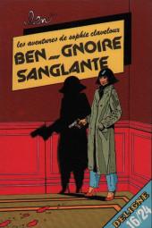 Sophie Claveloux -2- Ben...gnoire sanglante