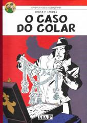 Blake e Mortimer (en portugais) (Público - Edições ASA) -10- O caso do colar
