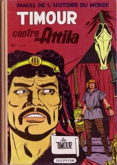 Les timour -8- Timour contre Attila