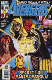 Avengers Vol.3 (Marvel comics - 1998) -32- behind the mask