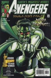Avengers Vol.3 (Marvel comics - 1998) -34- The Nefaria protocols
