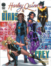 Harley Quinn and the Birds of Prey (2020) -4- Flowering Inferno