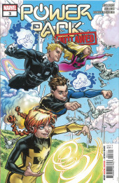 Power Pack Vol.4 (Marvel comics - 2020) -3- Outlawed 3