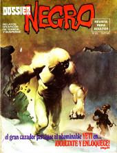 Dossier Negro -93- ¡Ocúltate, y enloquece!