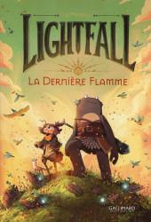 Lightfall -1- La Dernière Flamme