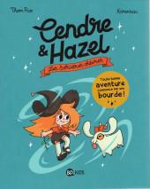 Cendre & Hazel -1- Les sorcières chèvres