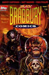 Ray Bradbury comics (Topps comics - 1993) -2- Special Horror Issue!