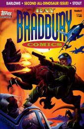 Ray Bradbury comics (Topps comics - 1993) -3- Second All-Dinosaur Issue!