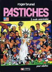 Pastiches -2- École américaine