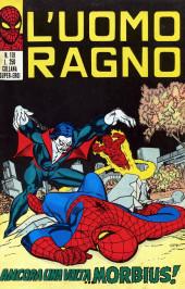 L'uomo Ragno V1 (Editoriale Corno - 1970)  -119- Ancora una Volta Morbius