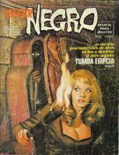 Dossier Negro -104- Tumba egipcia