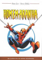 Clássicos da Banda Desenhada (Os) -5- Homem-Aranha